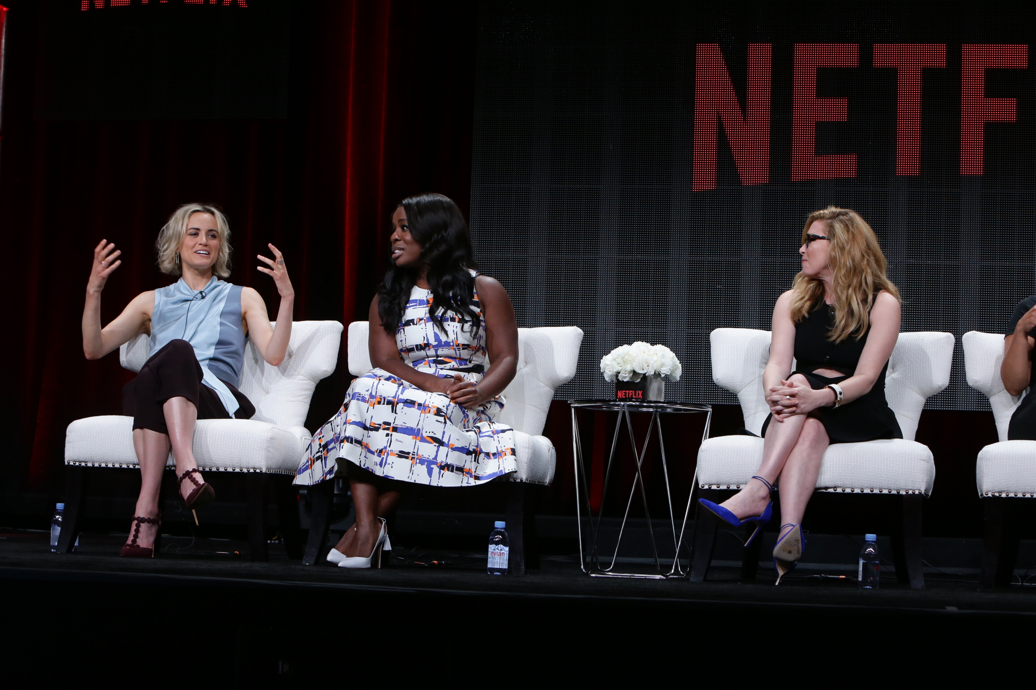Orange is the New Black: il cast al panel della Television Critics Associations