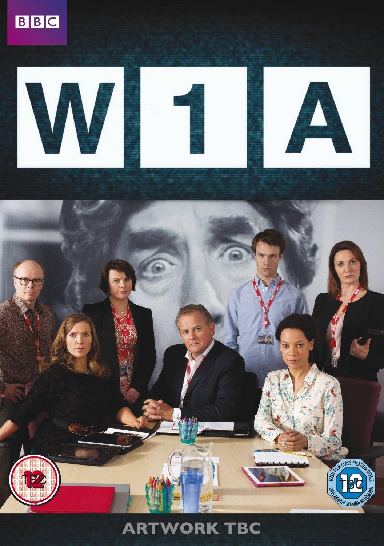 W1A: la locandina della serie