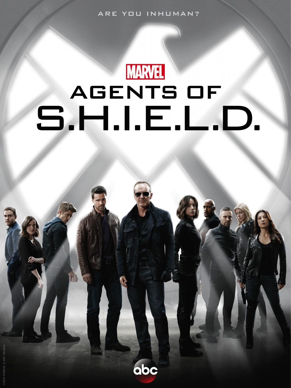 Agents of S.H.I.E.L.D.: la locandina della terza stagione