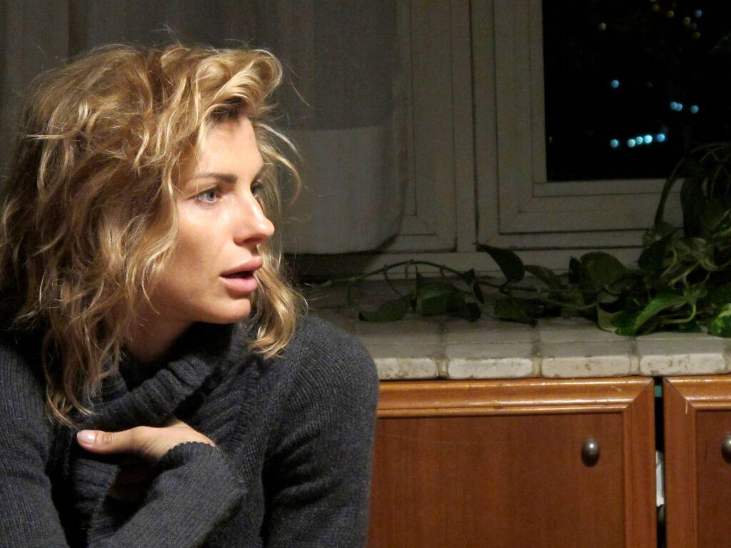 Barbara ed Io: Martina Colombari in una scena del film