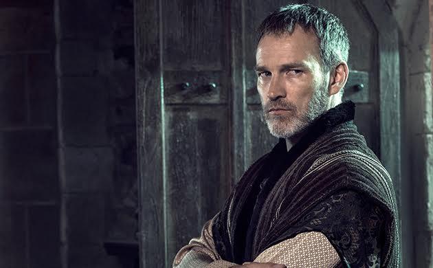 The Bastard Executioner: Stephen Moyer interpreta Milus Corbett