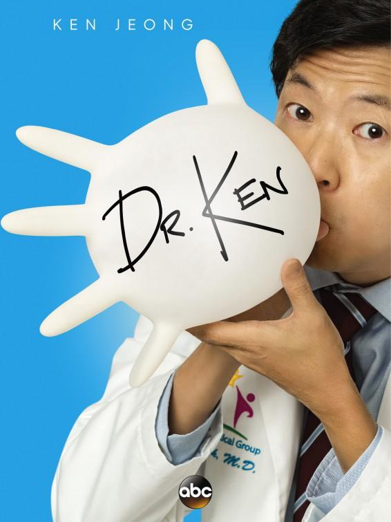 Dr. Ken: la locandina della serie
