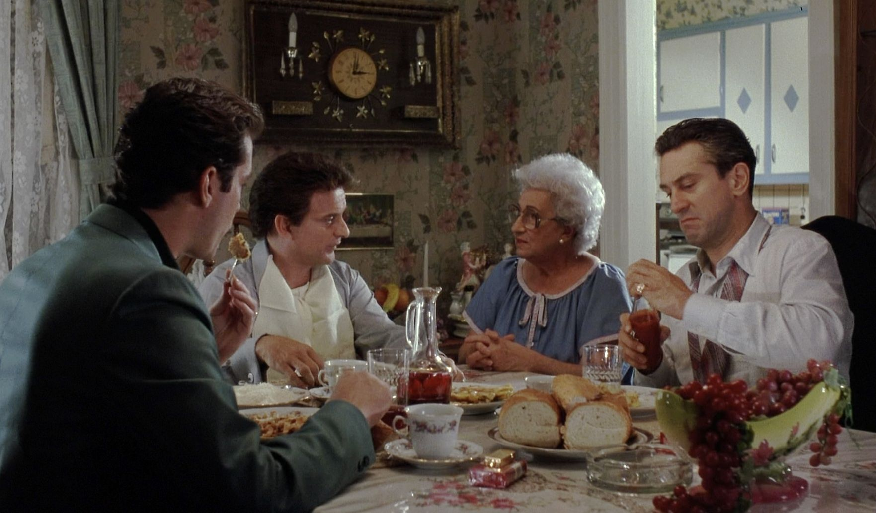 Quei bravi ragazzi: De Niro, Pesci e Liotta