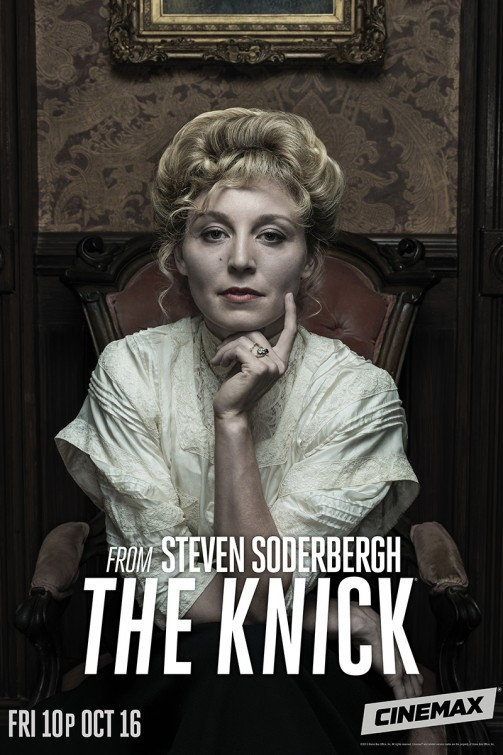 The Knick: un character poster per la seconda stagione
