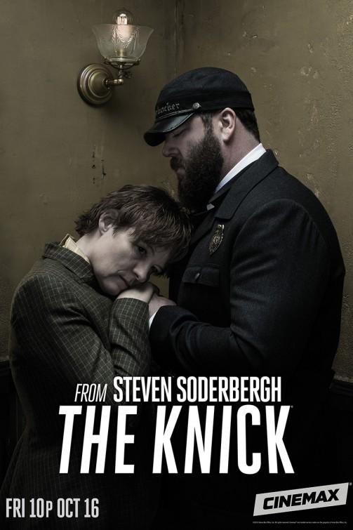The Knick: Chris Sullivan in una locandina della seconda stagione