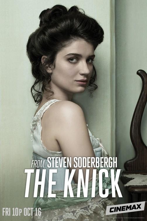The Knick: un poster per la seconda stagione