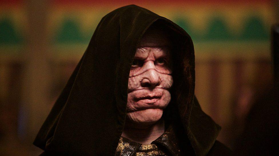 Doctor Who: una creatura presente nell'episodio The Magician's Apprentice