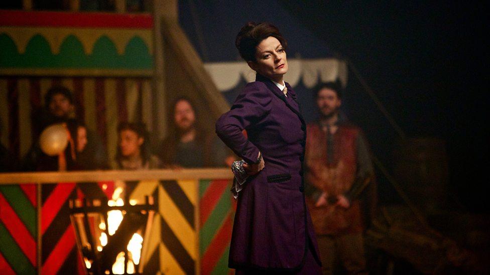 Doctor Who: l'attrice Michelle Gomez è Missy nell'episodio The Magician's Apprentice