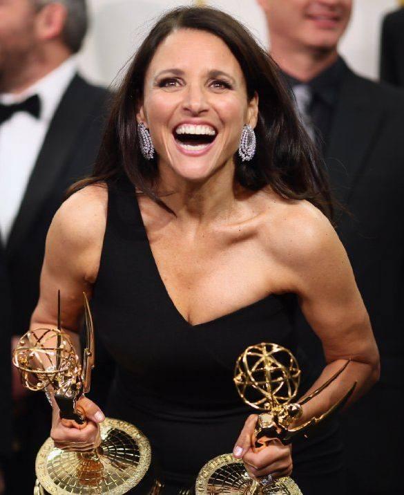 Emmy 2015: Julia Louis Dreyfus al sesto Emmy consecutivo per Veep