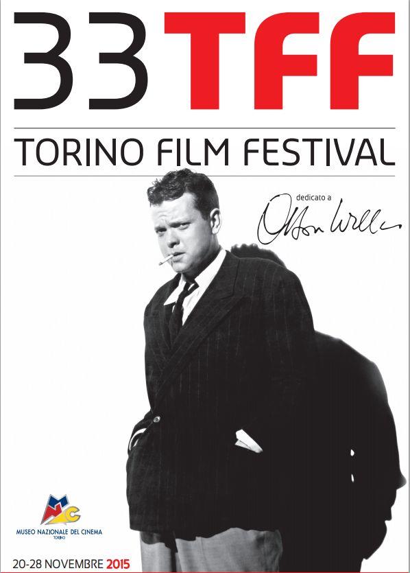 Torino Film Festival 2015: la locandina omaggia Orson Welles