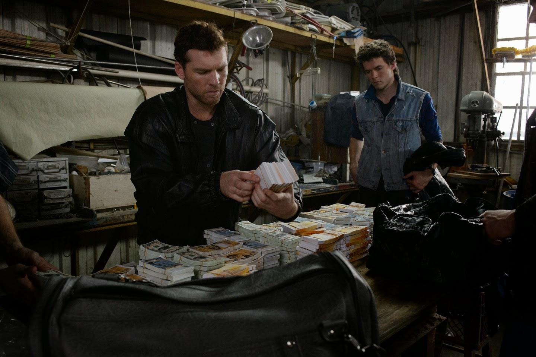 Il caso Freddy Heineken: Sam Worthington in un'immagine del film diretto da Daniel Alfredson