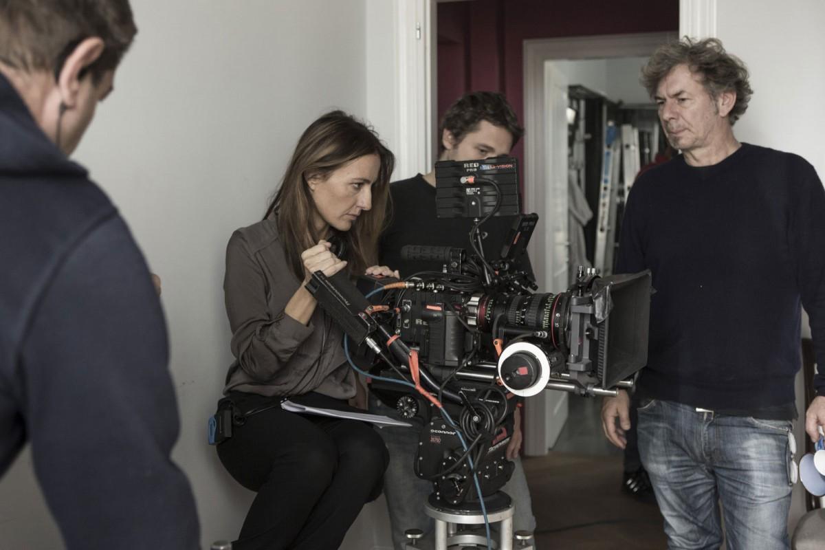 Io e lei: Maria Sole Tognazzi al lavoro sul set del film