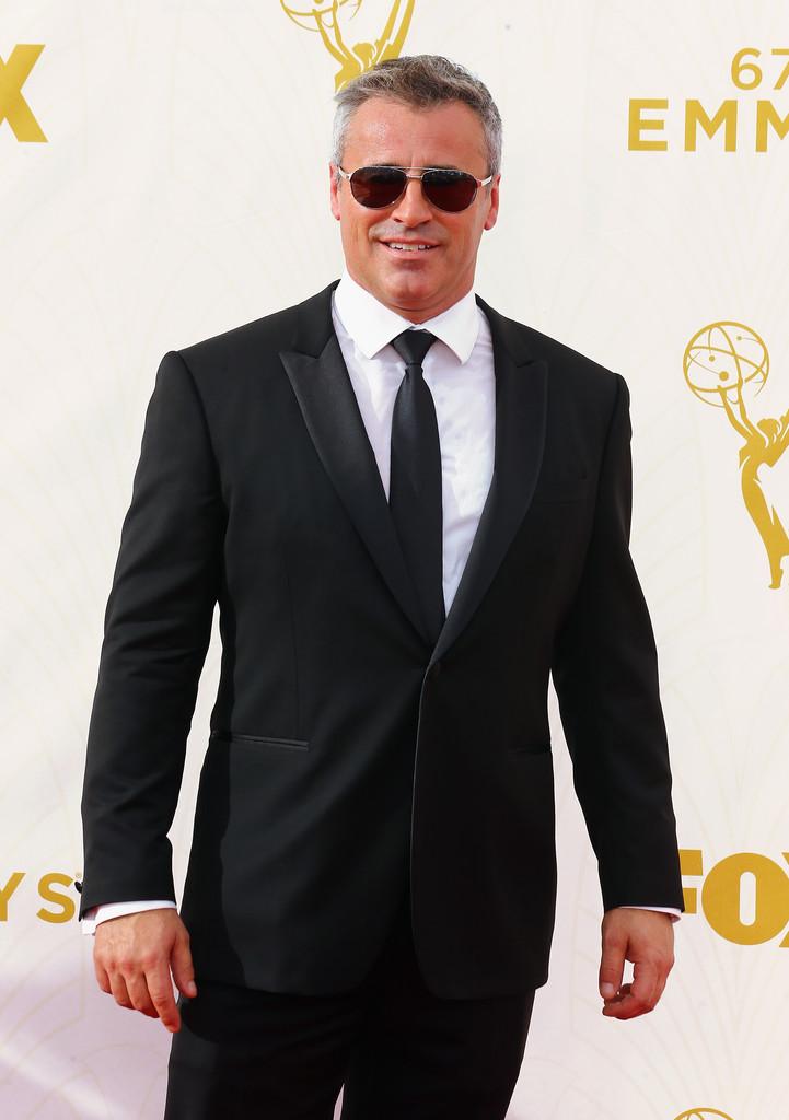 Matt LeBlanc sul red carpet degli Emmy 2015