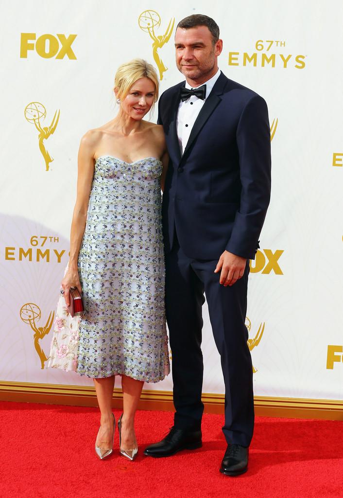 Emmy 2015 - Naomi Watts e Liev Schreiber