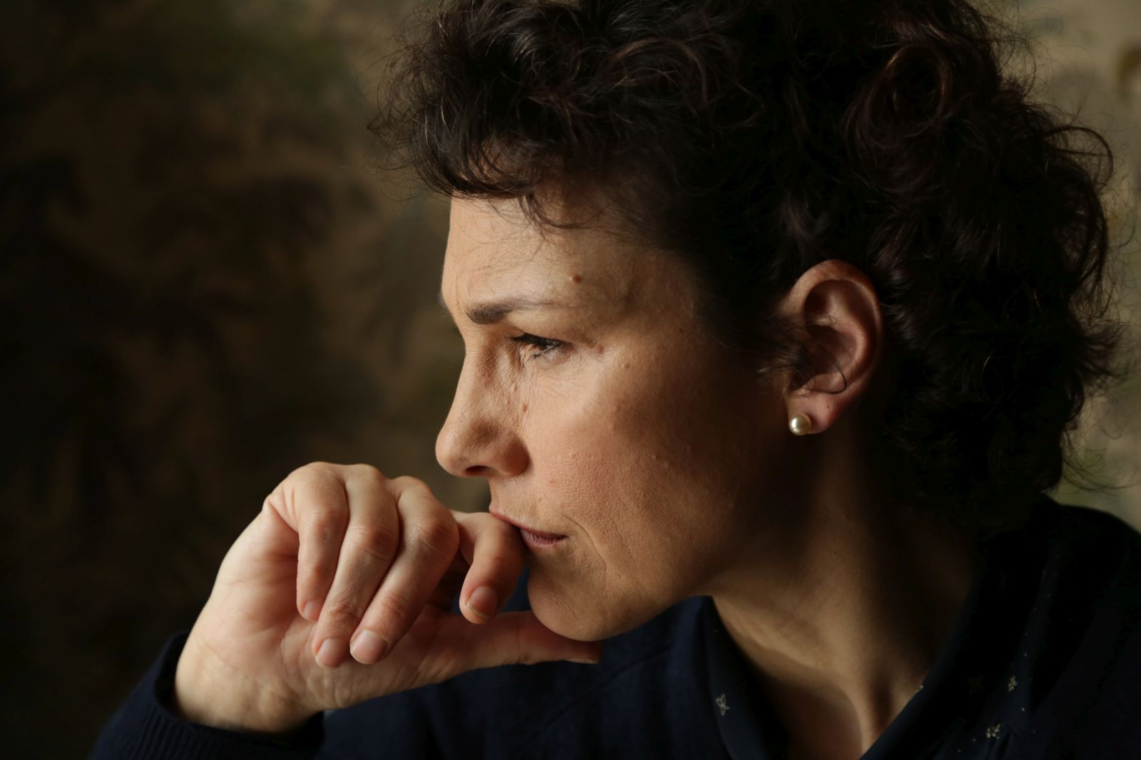 Pecore in erba: un intensa inquadratura ravvicinata dedicata a Anna Ferruzzo