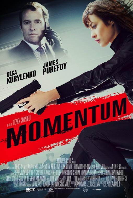 Momentum: la nuova locandina ufficiale