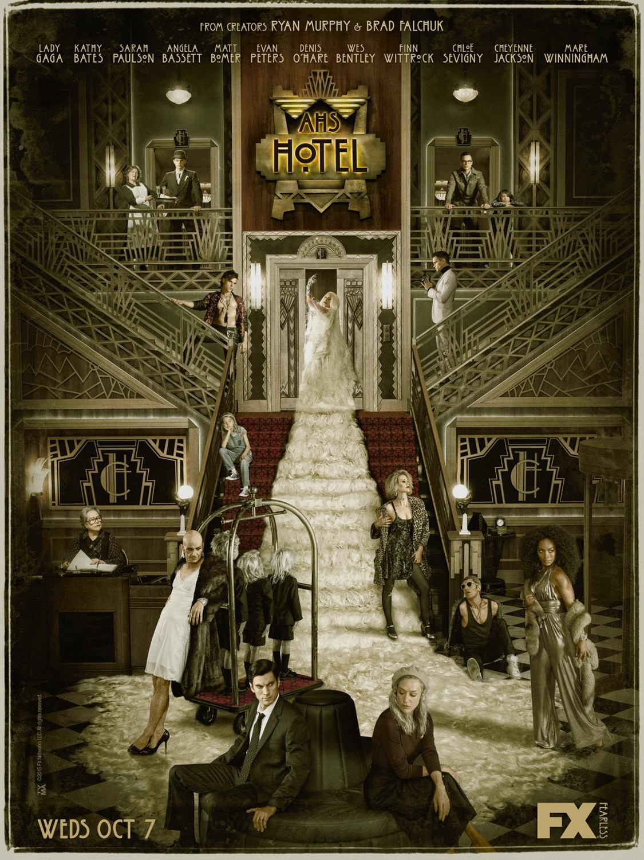 American Horror Story: il poster della quinta stagione