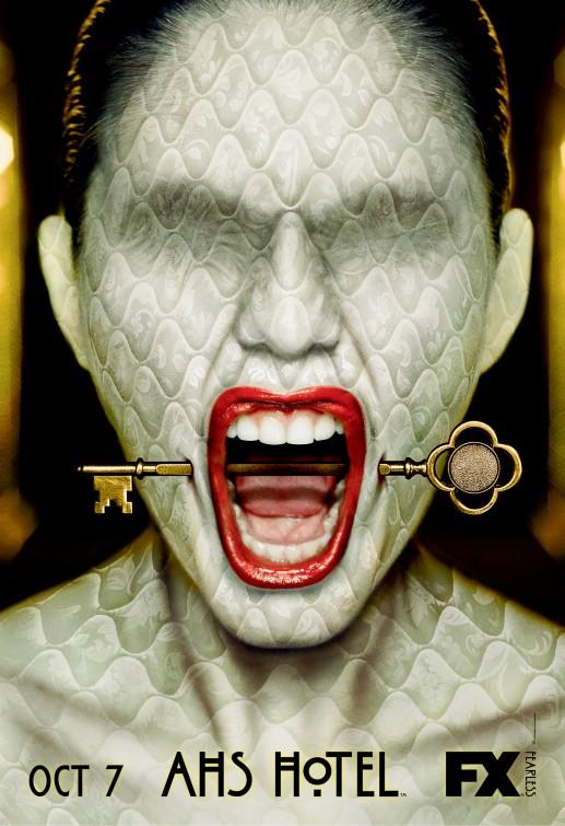 American Horror Story: una locandina per la quinta stagione