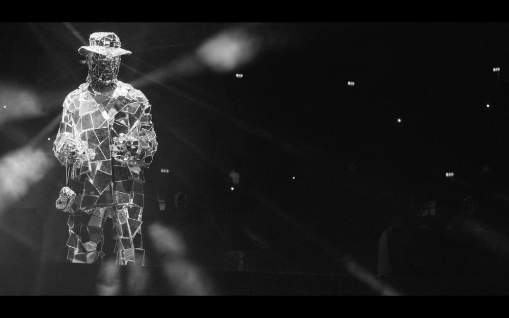 Arcade Fire: The Reflektor Tapes, un'immagine tratta dal documentario