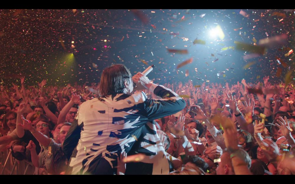 Arcade Fire: The Reflektor Tapes, una bella immagine del documentario