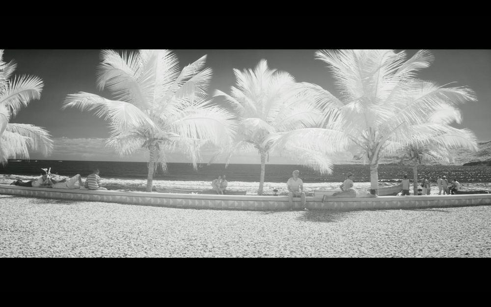 Arcade Fire: The Reflektor Tapes, un momento del documentario diretto da Kahlil Joseph