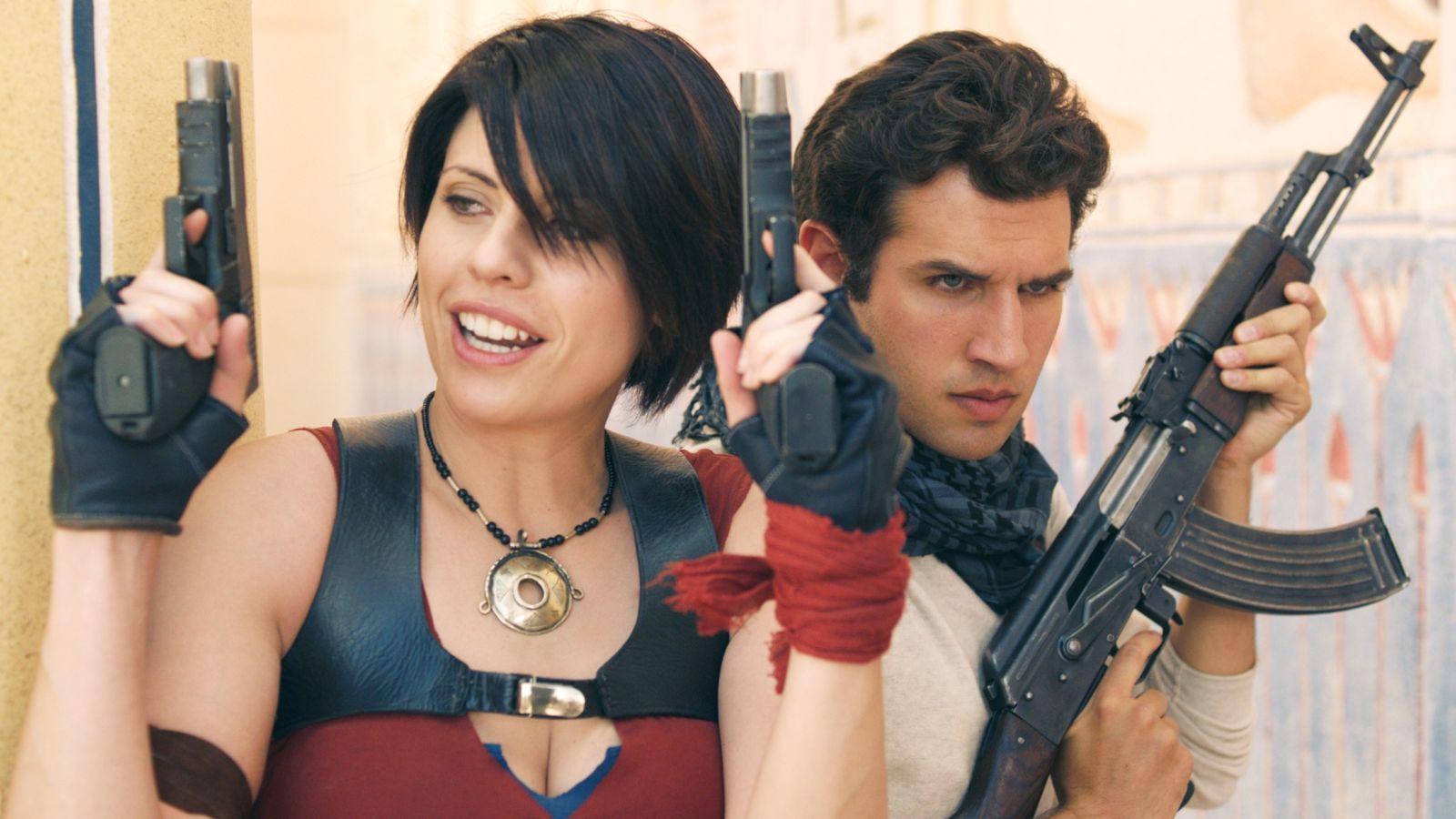 Game Therapy: Jennifer Mischiati e Federico Clapis in una scena del film