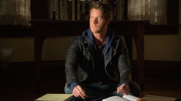 Limitless: l'attore Jake McDorman interpreta Brian Finch nel pilot