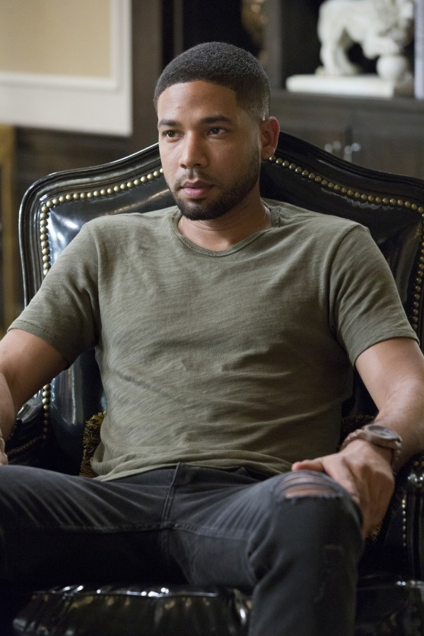 Empire: l'attore Jussie Smollet in The Devils Are Here