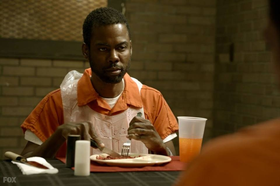 Empire: Chris Rock in un'immagine della première The Devils Are Here