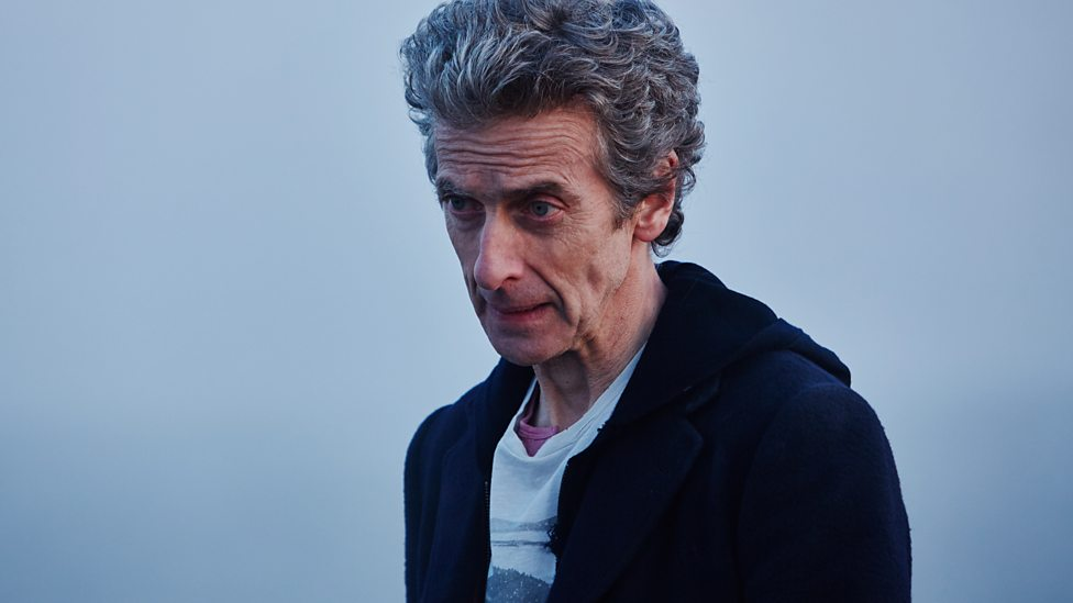 Doctor Who: Peter Capaldi in The Witch's Familiar