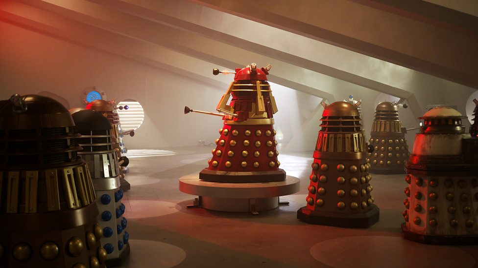 Doctor Who: i Dalek in un'immagine di The Witch's Familiar