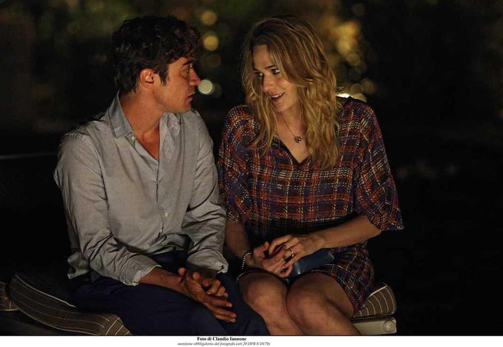 Io che amo solo te: Riccardo Scamarcio e Laura Chiatti in una scena del film