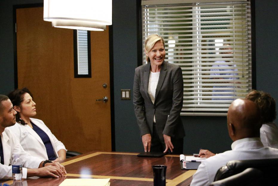 Grey's Anatomy: James Pickens Jr., Sara Ramirez e Jesse Williams in Sledgehammer