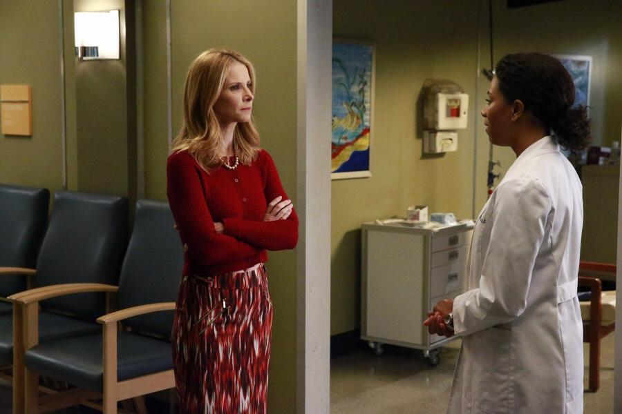 Grey's Anatomy: Jenny Cooper e Kelly McCreary in Sledgehammer