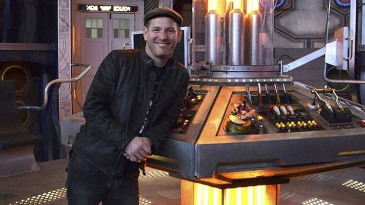 Doctor Who: Corey Taylor sul set di Under the Lake