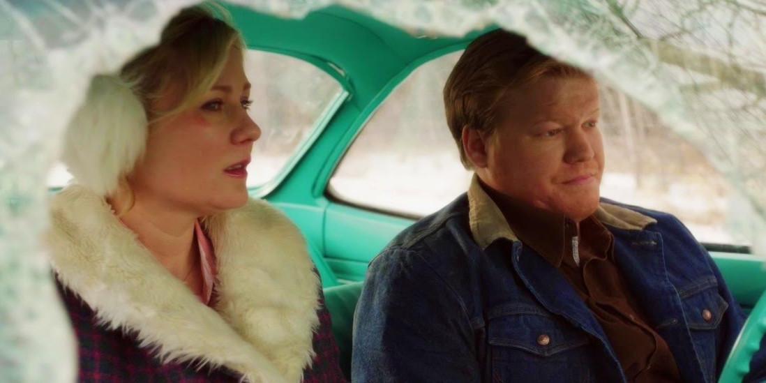 Fargo, stagione 2: Kirsten Dunst e Jesse Plemons