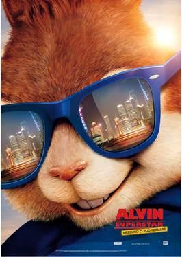 Alvin Superstar: Nessuno ci può fermare, il secondo character poster