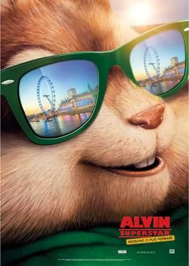 Alvin Superstar: Nessuno ci può fermare, il terzo character poster
