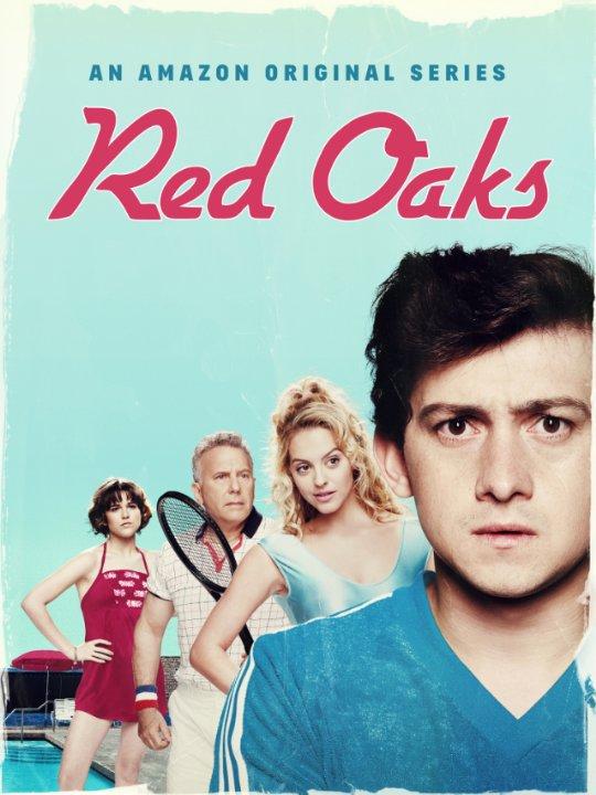 Red Oaks: la locandina della serie