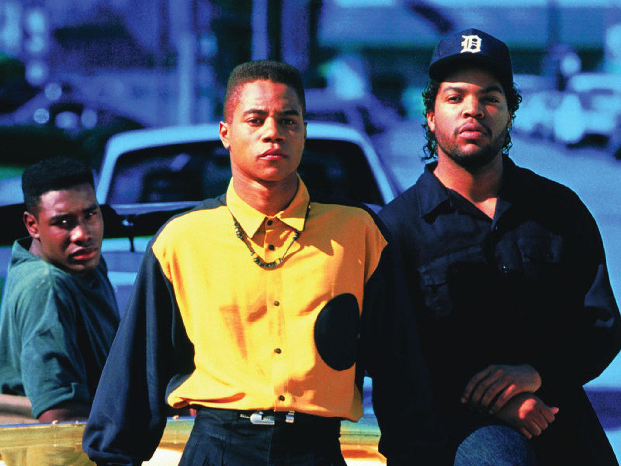 Boyz n the Hood - Strade violente: Cuba Gooding Jr. e Ice Cube