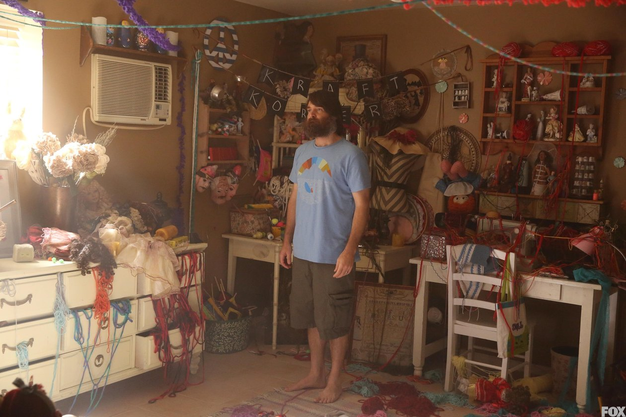 The Last Man on Earth: il protagonista Will Forte in Is There Anybody Out There?
