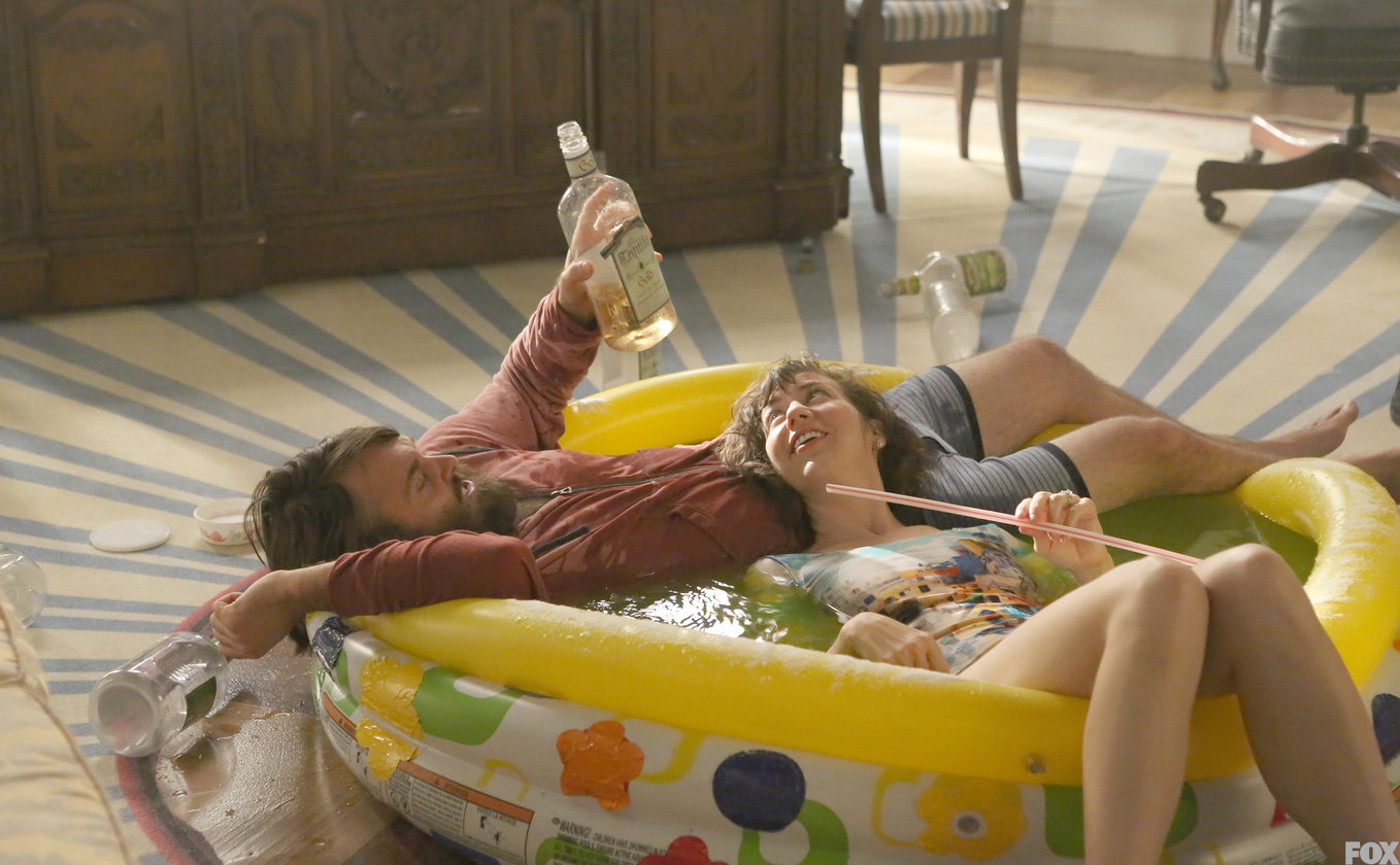 The Last Man on Earth: Will Forte e Kristen Schaal sono Phil e Carol in Is There Anybody Out There?