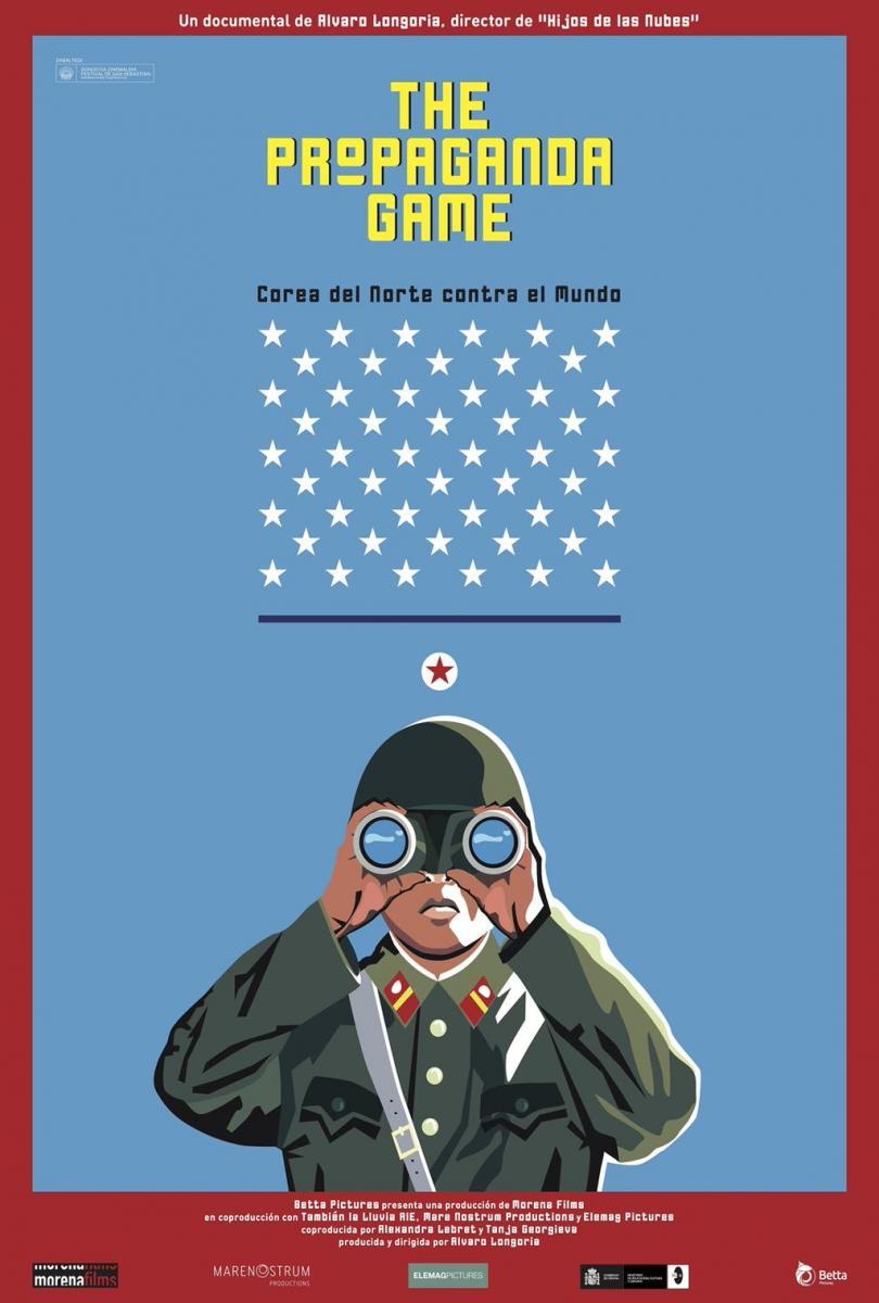 Locandina di The Propaganda Game