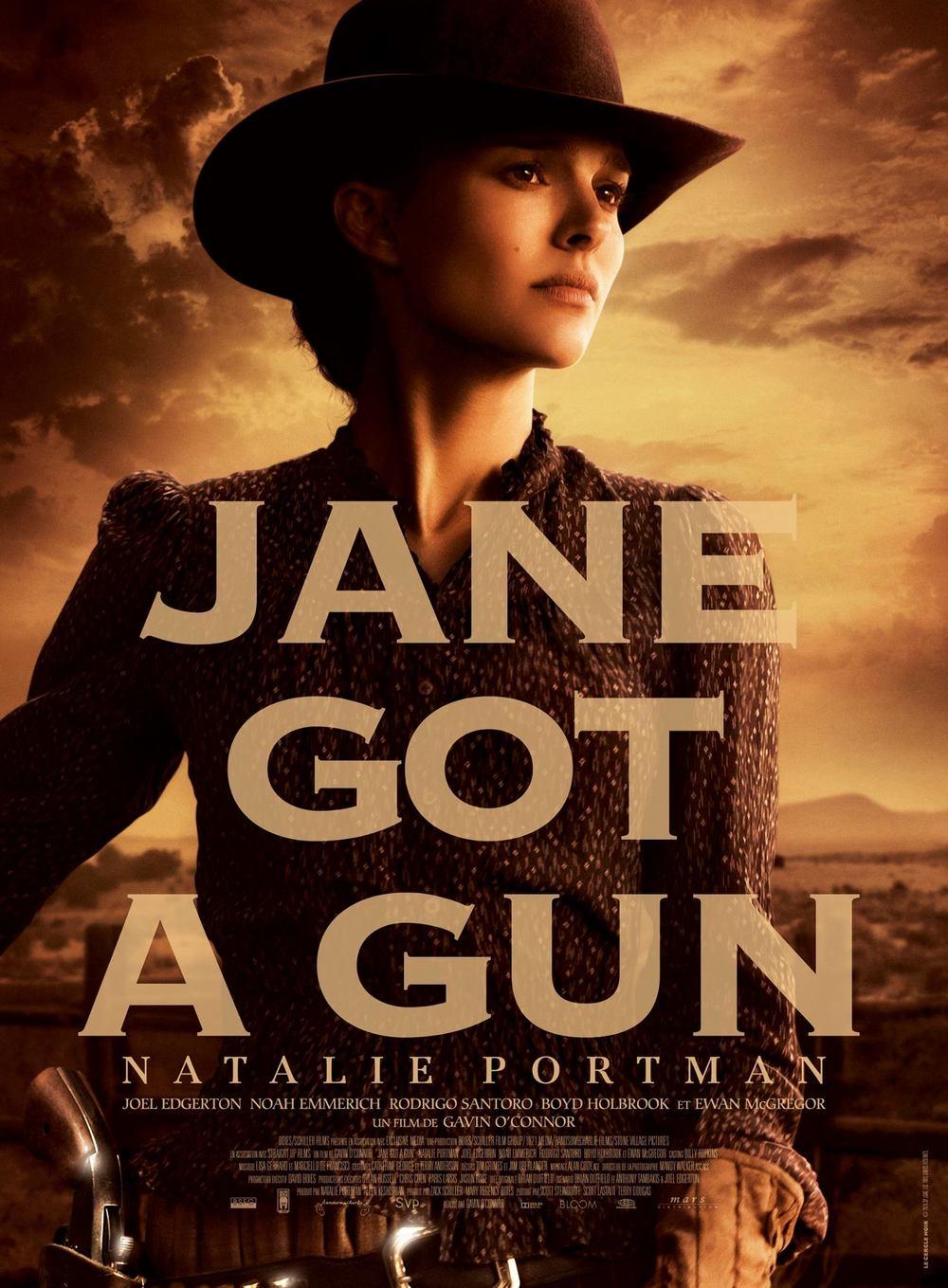 Jane Got a Gun: il character poster di Natalie Portman