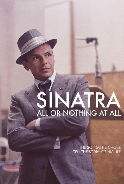 Sinatra: All or Nothing at All: la locandina della mini-serie