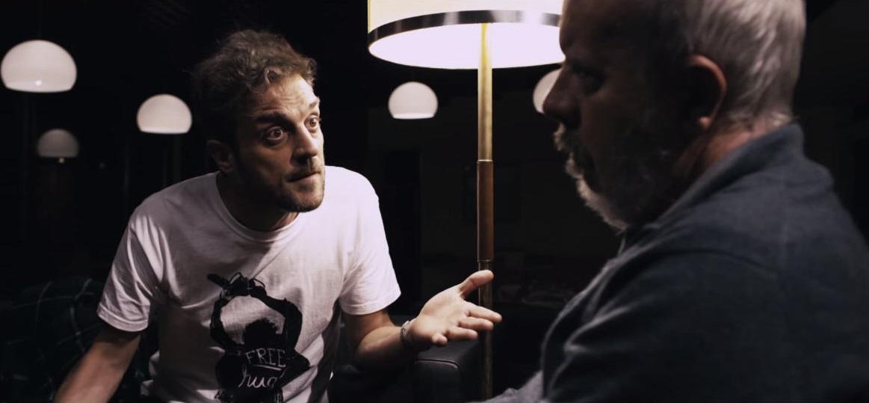 Arthur: Ettore Nicoletti e Marco Balbi in una scena