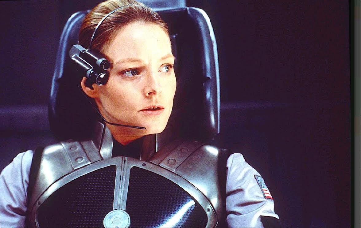 Contact: un primo piano di Jodie Foster