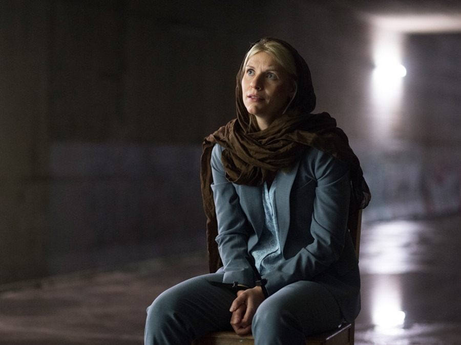 Homeland: la protagonista Claire Danes in Separation Anxiety