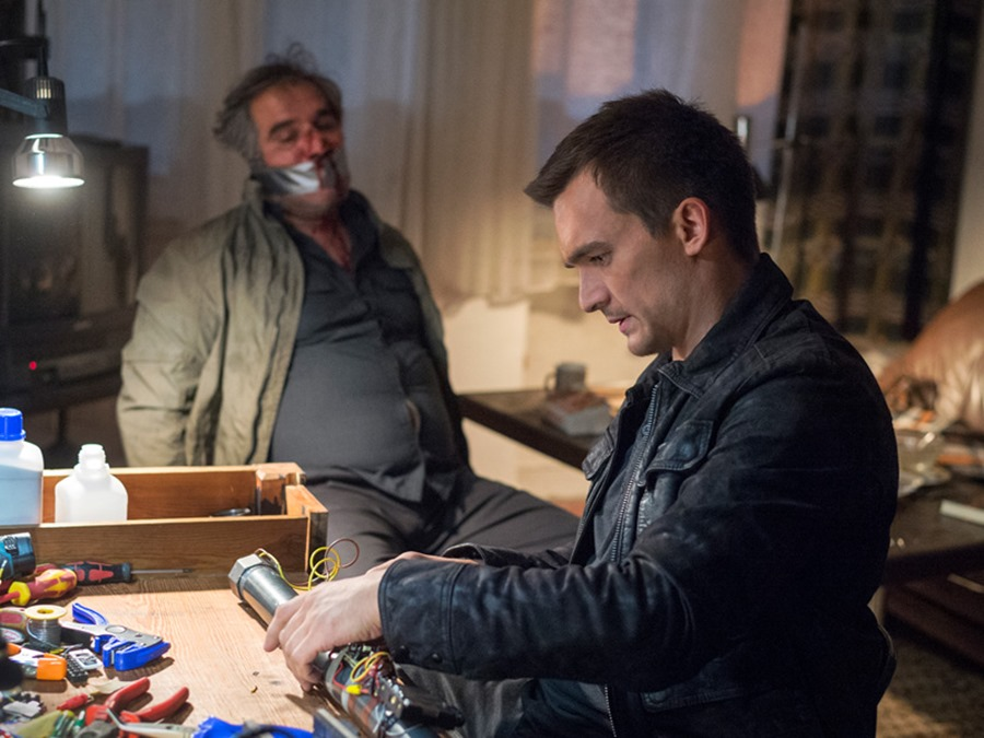 Homeland: Rupert Friend in un'immagine dell'episodio Separation Anxiety