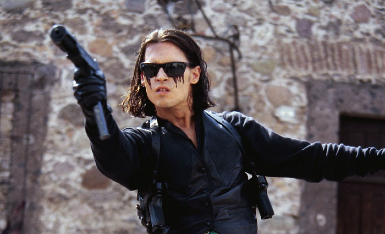 C'era una volta in Messico: Johnny Depp